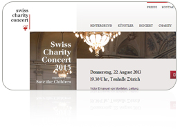 Swiss Charity Concert 2015 in New York